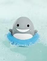 Muchkin Sea Spinner Wind-up Bath Toy
