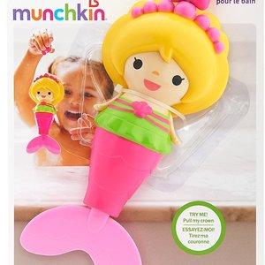 Muchkin Splash And Swim Mermaid Bath Toy