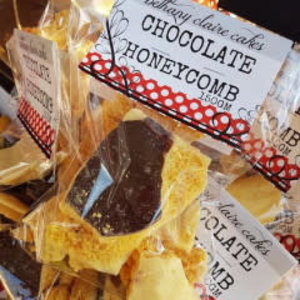 Homemade Chocolate Honeycomb 150g Bethany Claire