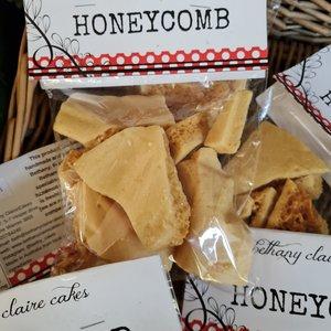 Homemade Honeycomb 150g Bethany Claire