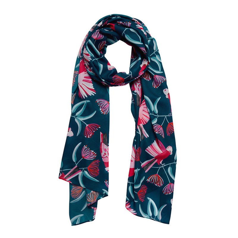 Pink Promise Large Neck Scarf