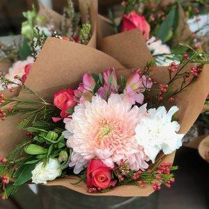 RNR Colourful Seasonal Mix Fresh Flowers