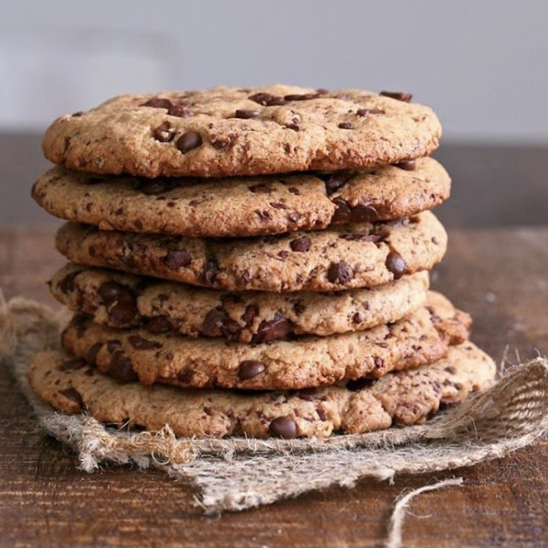 Homemade 5 Giant Choc Chip Cookie Bethany Claire