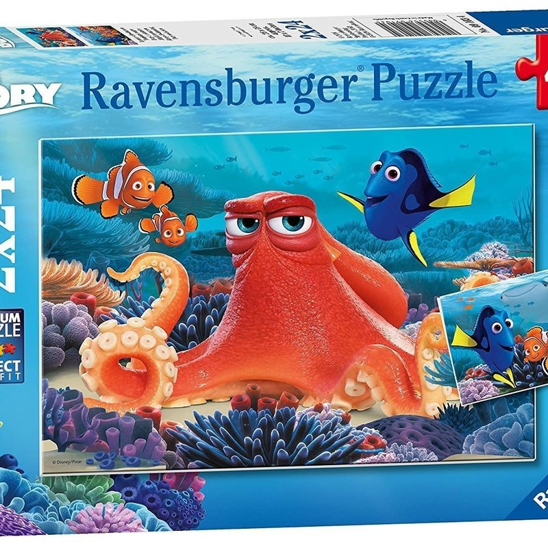 Finding Dory Puzzle 2x24pc Ravensburger