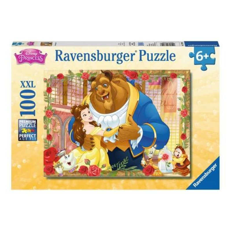 Beauty And The Beast 100pc Ravensburger