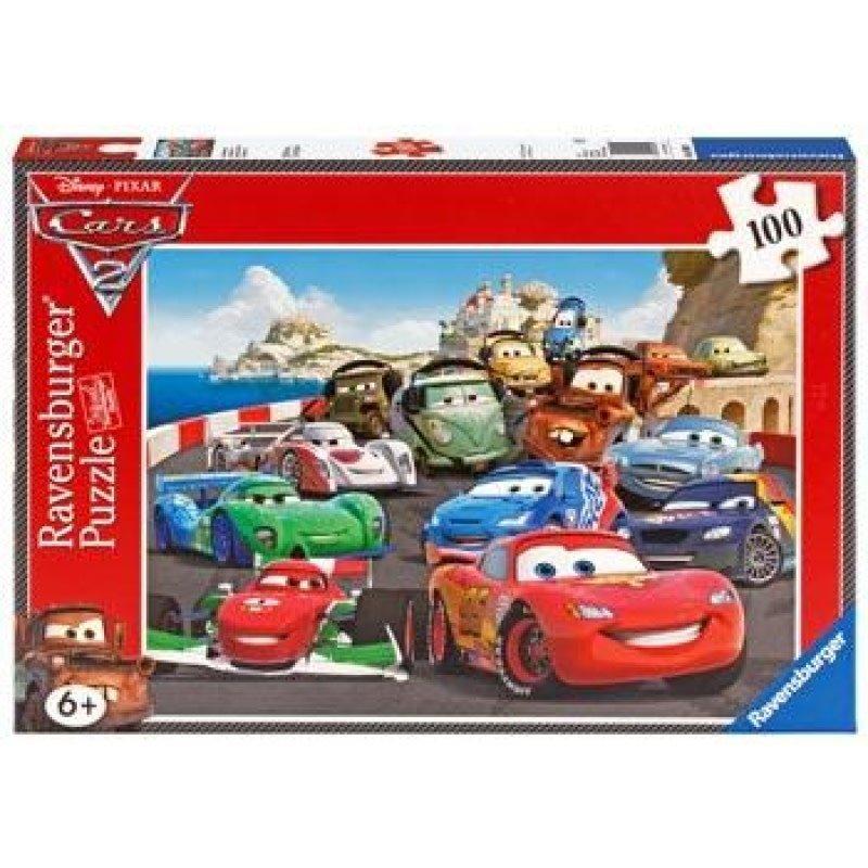 Disney Cars Puzzle 100pc Ravensburger