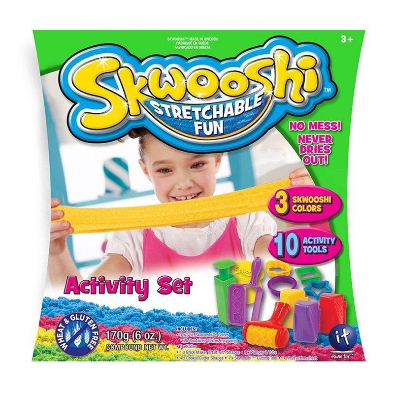 Skwooshi Stretchable Dough Activity