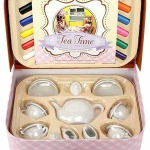 Teaset Paint & Pretend Spicebox