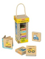 M & D Little Vehicles Chunky Book Tower