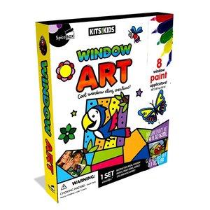 Window Art Spicebox
