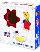 Ambi Toys- Babys First Gift Set