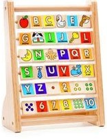 M & D Abc 123 Abacus