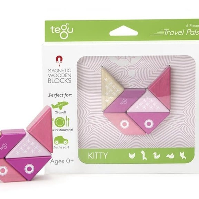 Kitty Tegu Travel Pals