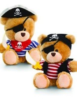 Pip The Pirate Bear