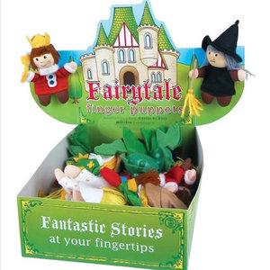 NDO Fairytail Finger Puppet (Random assorted)