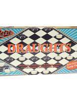 NDO Retro Draughts Board Game