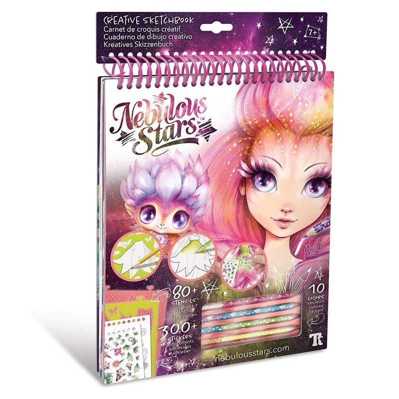 Nebulous Stars - Creative Sketch Book- Petulia