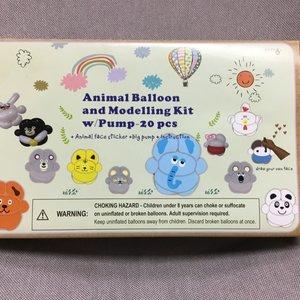 TNW Balloon Kit With Pump