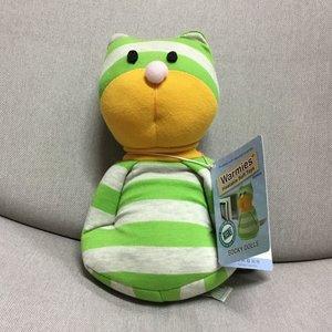 INT Socky Doll Cat George heat plush