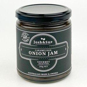 Caramelised Onion Jam Josh and Sue