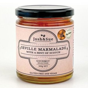 Seville Marmalade With Scotch Josh and Sue