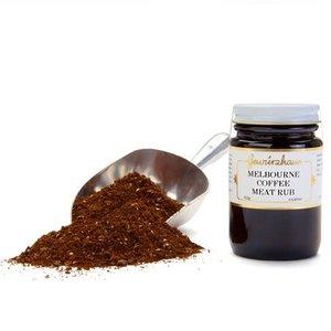Melbourne Coffee Meat Rub 62g (m)
