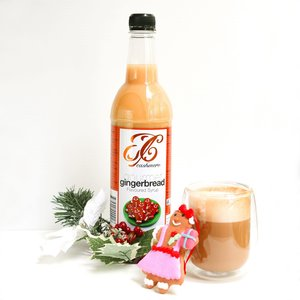RSC Cashmere Syrup gingerbread 750ml