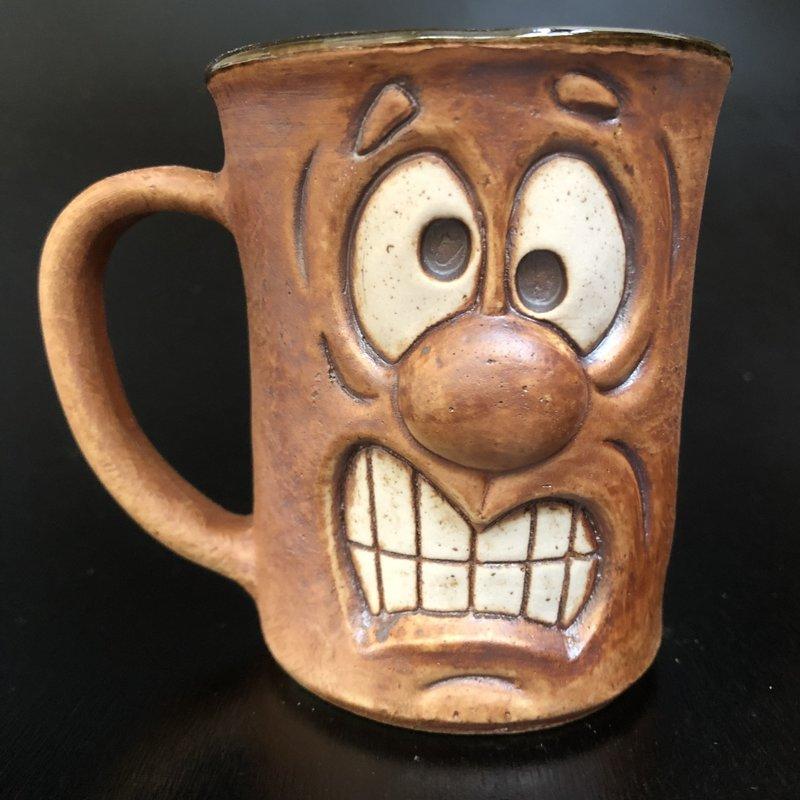 CSM Mug Frightended Freddy