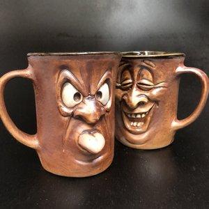 CSM Mug Two Faced Bastard (Double sided)
