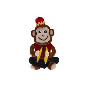 Charley Chimp Mini Brooch