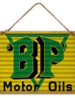 Sign Bp Motor Oil 30x40cm
