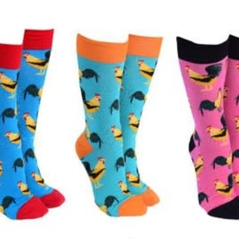 Roosters Sock Society