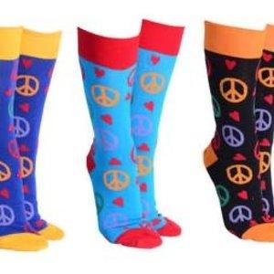 Love & Peace Sock Society