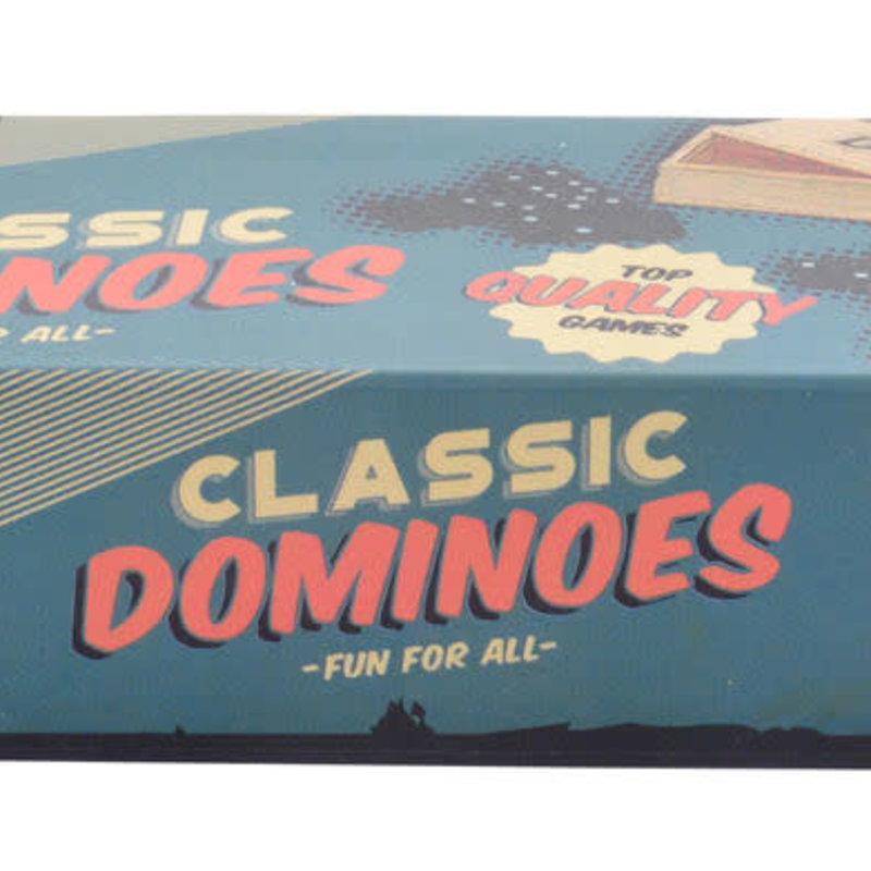 Retro Dominoes