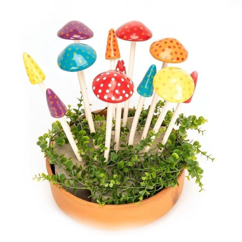 Mushroom Spike Colourful (assorted)