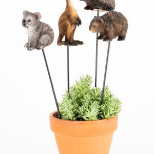 Aussie Animal On Sticks