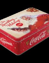 Coca-cola Christmas Retro Tin (xl)