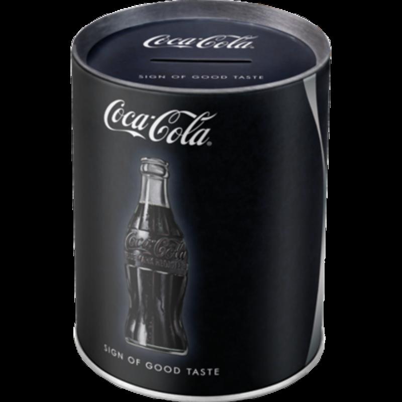 Coke Sign Of Good Taste -money Box