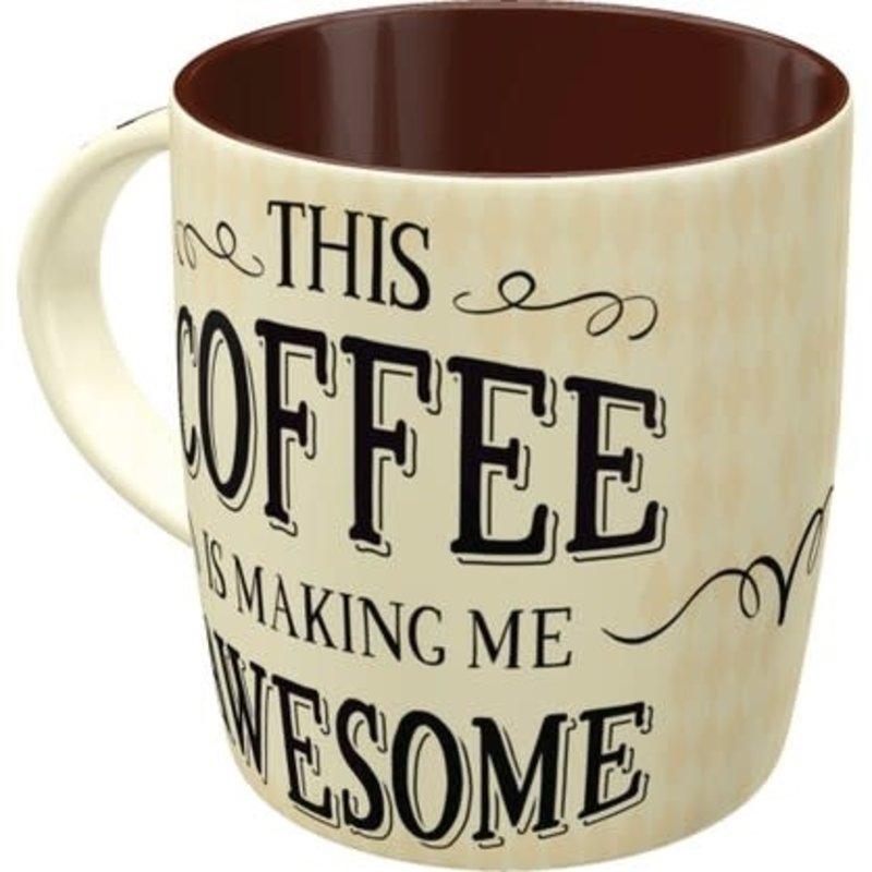 Awesome coffee -mug