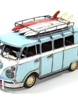 Kombi Van W/Surfboard