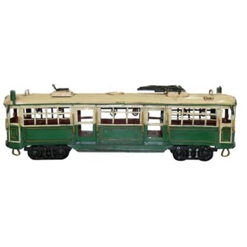Mel w class Tram w/detailed interior