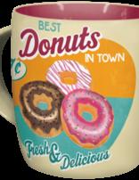 Donuts  -mug