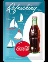Sign Co- Bottle Hero Sailing Boat