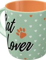 Cat Lover -mug