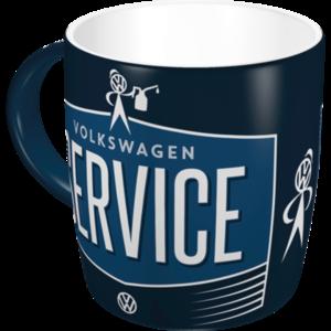 VW service and Repair -mug