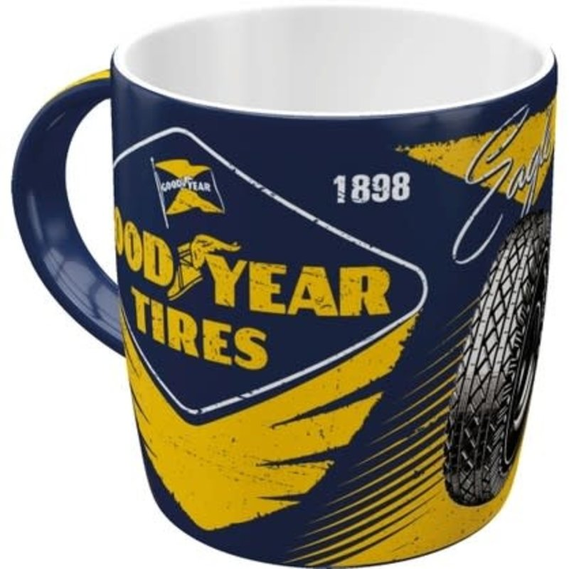 Good Year- Eagle Tire -mug