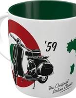 Vespa- The Italian Classic -mug