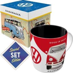 Vw Good In Shape -mug & Gift Combo