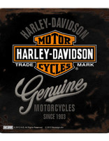 Harley Davidson Original Logo- Coaster