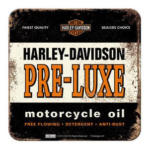 Harley Davidson Preluxe- Coaster